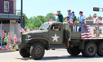 chilton-wisconsin-parade-veterans-vfw