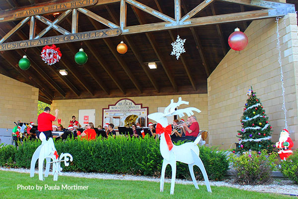 July 25th 2019 Chilton City Band Christmas in July Concert Wisconsin