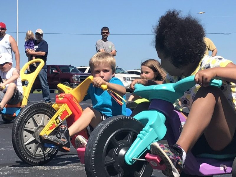 3 Wheel Races Wieting Funeral Home Chilton Summer Festival