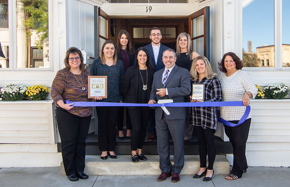 Groeschl Wealth Advisors opens new office in Chilton Wisconsin