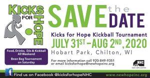 Kicks for Hope annual kickball tournament to benefit Hope House Chilton
