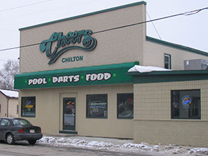 Cheers Bar & Grill in Chilton Wisconsin