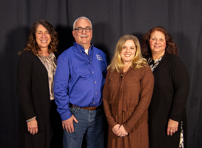 2020 Chilton Chamber of Commerce Officers