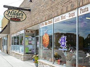 Hilde's Deli & Bakery in Chilton Wisconsin