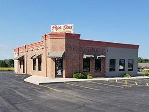 Papa Don's Pizza & Buffet Restaurant Chilton Wisconsin